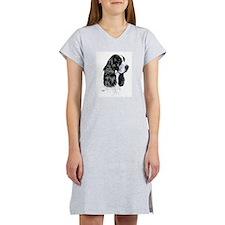 English Springer Spaniel Women's Nightshirt