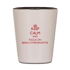 Unique Hypersensitivity Shot Glass