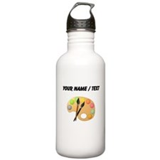 Custom Paint Easel Water Bottle