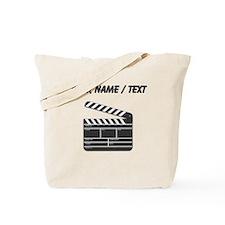 Custom Movie Director Cut Board Tote Bag