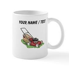 Custom Lawnmower Mugs