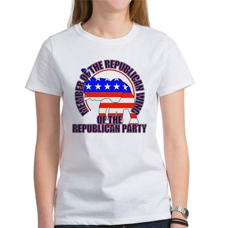Republican Wing of the GOP Women's T-Shirt