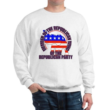Republican Wing of the GOP Sweatshirt