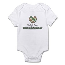 Daddy's Future Hunting Buddy Onesie