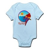 relax Infant Bodysuit