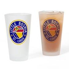 Little Bosnia St Louis Drinking Glass