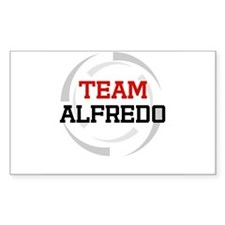 Alfredo Rectangle Decal