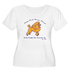 Cute Poodle T-Shirt