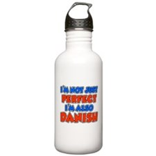 Not Just Perfect Danish Water Bottle