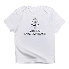 Unique Illinois rainbow Infant T-Shirt