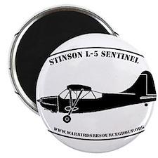L-5 profile sticker #5 Magnets