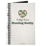 Daddy's Future Hunting Buddy Journal
