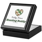 Daddy's Future Hunting Buddy Keepsake Box