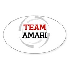 Amari Oval Decal