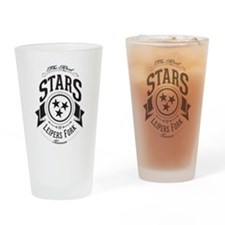 The Real Stars of Leipers Fork Drinking Glass