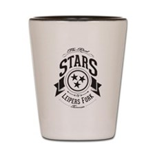 The Real Stars of Leipers Fork Shot Glass