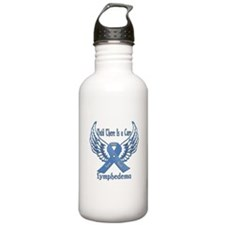 Lymphedema - Until There's A Cure Water Bottle