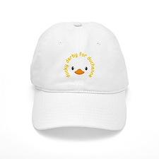 Ducky Derby Baseball Cap