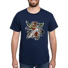 Wilson Tartan Lion T-Shirt