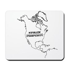 NEW! Stolen Property Mousepad