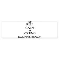 Keep calm by visiting Bolinas Beach California Bum