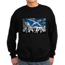 Cute Saltire scottish Jumper Sweater