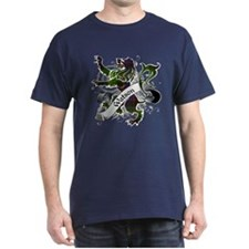 Watson Tartan Lion T-Shirt