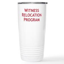 Witness Relocation Prog Travel Mug
