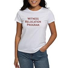 Witness Relocation Program T-Shirt