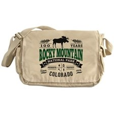 Rocky Mountain Vintage Messenger Bag
