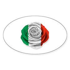Unique Flag of ireland Decal