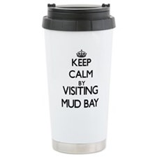 Cute Mud bay Travel Mug