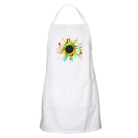 See The Music! BBQ Apron