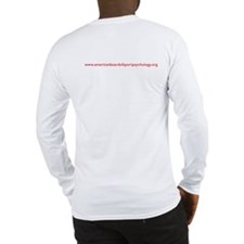 Funny Sports psychology Long Sleeve T-Shirt