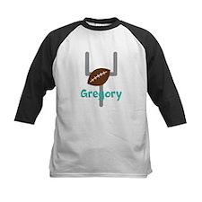 Personalized Football Goal Baseball Jersey