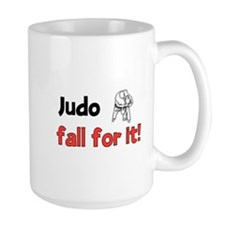 Large FALL FOR IT Mug
