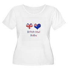 British Kiwi Baby T-Shirt