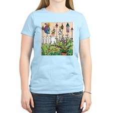 BirdHouse10x10Sq150dpi T-Shirt