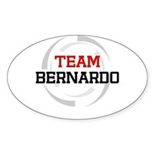 Bernardo Oval Decal