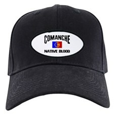 Comanche Native Blood Baseball Cap