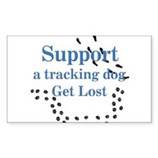 Support Tracking Decal