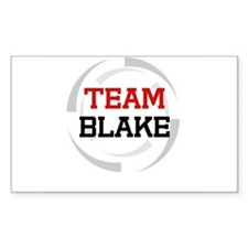 Blake Rectangle Decal