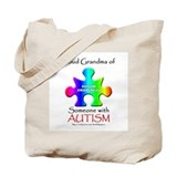 Proud Grandma Tote Bag