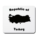 Turkey Mousepad