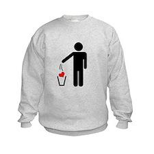 No more Love Sweatshirt