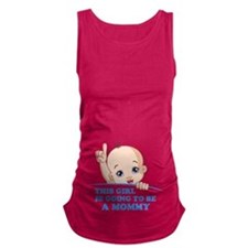 Cute Pregnancy Maternity Tank Top