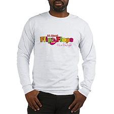 Cute Arts Long Sleeve T-Shirt