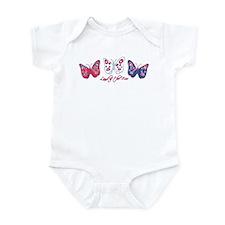 Butterflies Are Free Infant Bodysuit