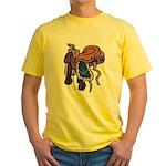 Riding Masons Yellow T-Shirt