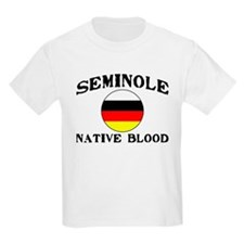 Seminole Native Blood T-Shirt